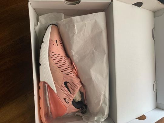 Nike Light Pink and Black Athletic Image 1