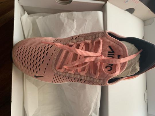 Nike Light Pink and Black Athletic Image 2