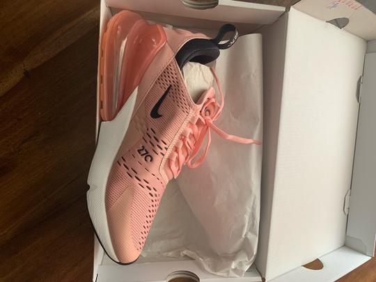 Nike Light Pink and Black Athletic Image 3