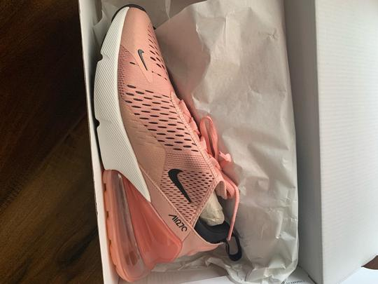 Nike Light Pink and Black Athletic Image 4