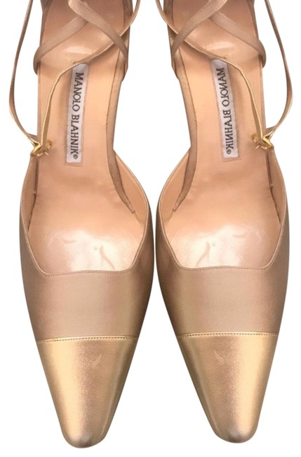 Item - Tan Heels Pumps Size EU 40 (Approx. US 10) Regular (M, B)
