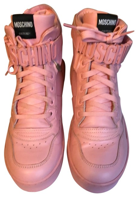 Item - Pink Top Sneakers Size US 9 Regular (M, B)