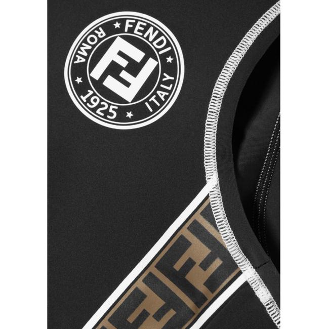 Fendi cutout logo strap stretch sport bar Image 4