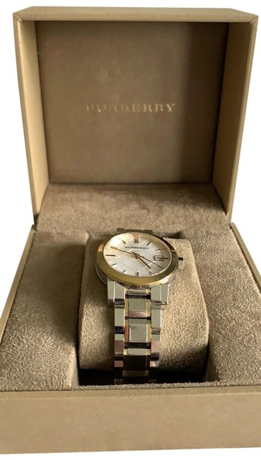 Item - Silver and Gold Watch