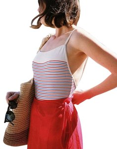 Solid & Striped Solid & Striped Swimming Suit.
