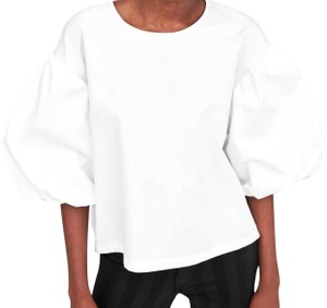 2437f1a921d White Zara Blouses - Up to 70% off a Tradesy