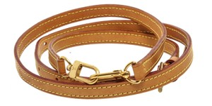 Louis Vuitton Louis Vuitton Tan Vachetta Leather Shoulder Strap