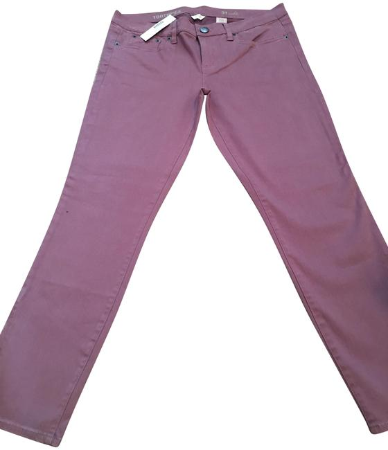 Item - Purple Toothpick Ankle In Skinny Jeans Size 31 (6, M)
