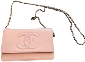 Chanel Woc Wallet On A Chain Timeless Classic Flap Mini Cross Body Bag