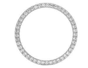 Jewelry Unlimited Diamond Bezel for Rolex 36MM Datejust & Day-Date 3.0 Ct
