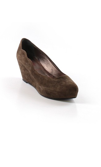Miss Sixty Olive Wedges Image 2