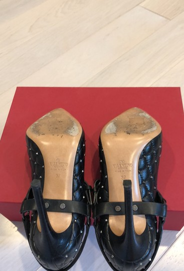 Valentino Black Pumps Image 3