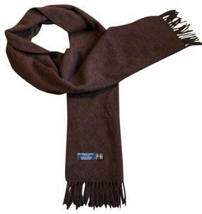 Burberry Buberry Mens Solid Cashmere Scarf