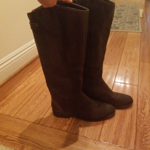 Arturo Chiang Chocolate Brown Boots