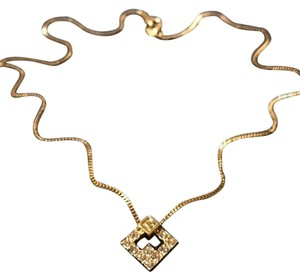 Givenchy Iced Out Necklace