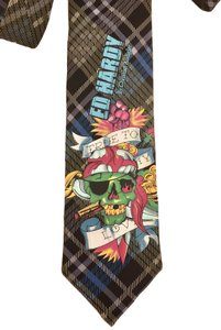Ed Hardy free to love tie new