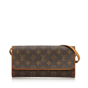 Louis Vuitton 8blvcx011 Vintage Cross Body Bag