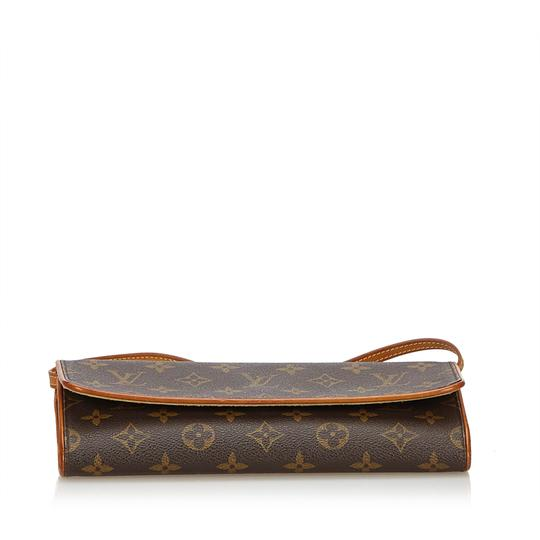 Louis Vuitton 8blvcx011 Vintage Cross Body Bag Image 3