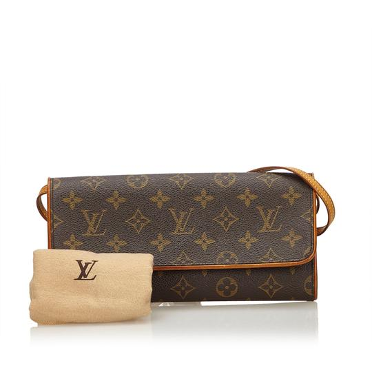 Louis Vuitton 8blvcx011 Vintage Cross Body Bag Image 8