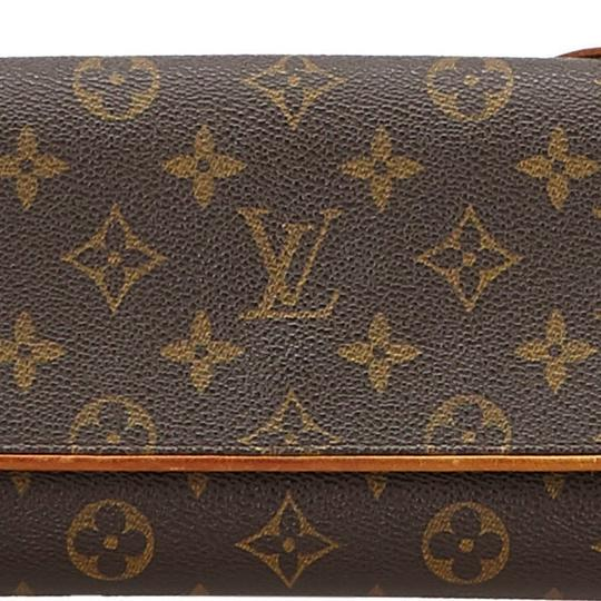 Louis Vuitton 8blvcx011 Vintage Cross Body Bag Image 9