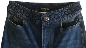 Chanel Flare Leg Jeans-Medium Wash