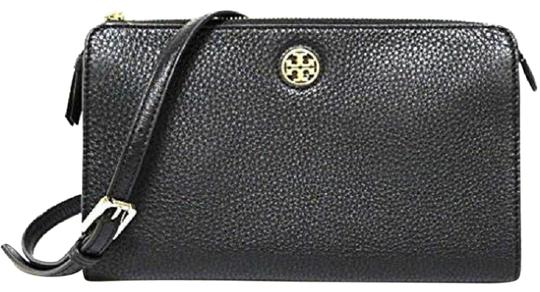 Preload https://img-static.tradesy.com/item/25508170/tory-burch-black-pebble-leather-cross-body-bag-0-1-540-540.jpg