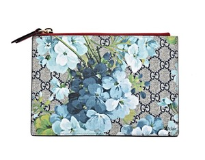 073682e7dc8 Gucci Gg Blooms Clutch/Pouch Multicolor Supreme Canvas/Leather ...