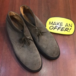 Tod's Brown Suede Shoes/Boots Shoes