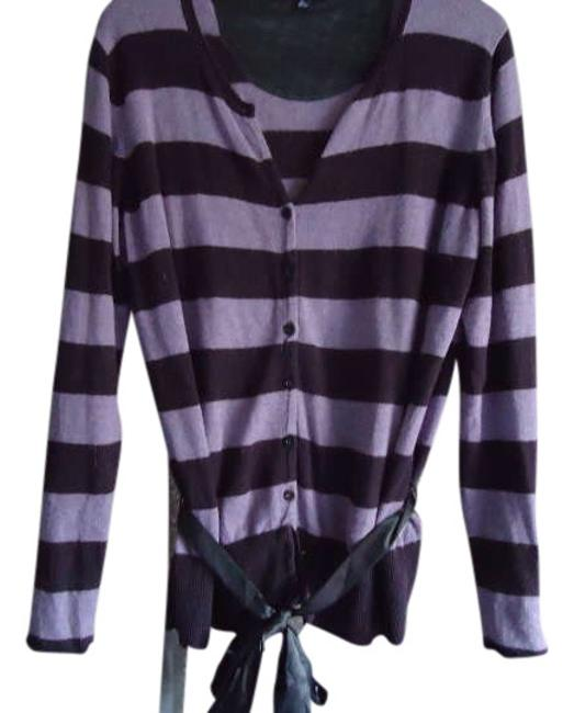Gap Rugby Stripe Xl Sweatshirt