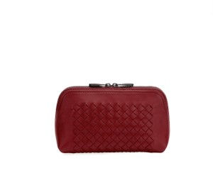 Bottega Veneta Bottega Veneta Intrecciato Cosmetic Zip-Pouch Bag