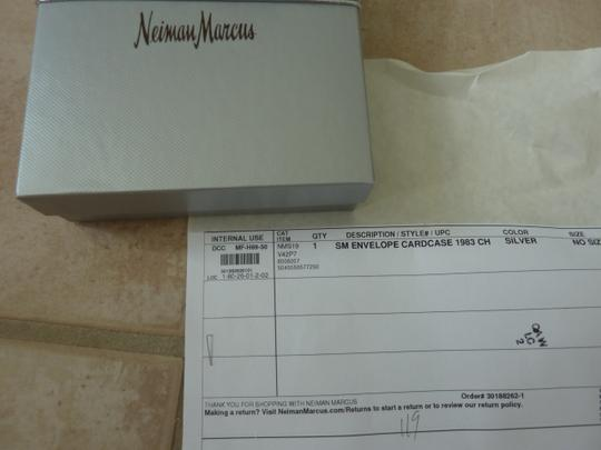 Burberry Burberry '1983' Check Small Envelope Card Case Image 1