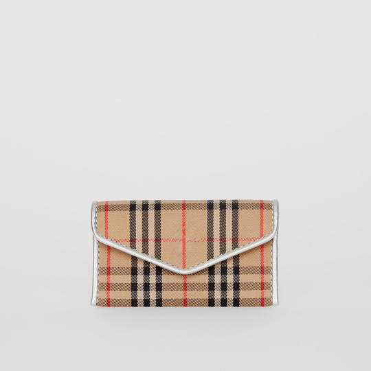 Burberry Burberry '1983' Check Small Envelope Card Case Image 10