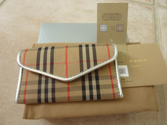 Burberry Burberry '1983' Check Small Envelope Card Case Image 2