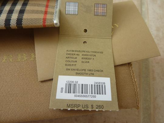 Burberry Burberry '1983' Check Small Envelope Card Case Image 3