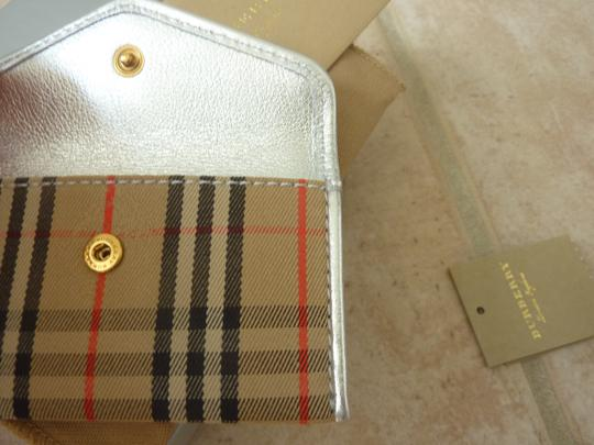 Burberry Burberry '1983' Check Small Envelope Card Case Image 5
