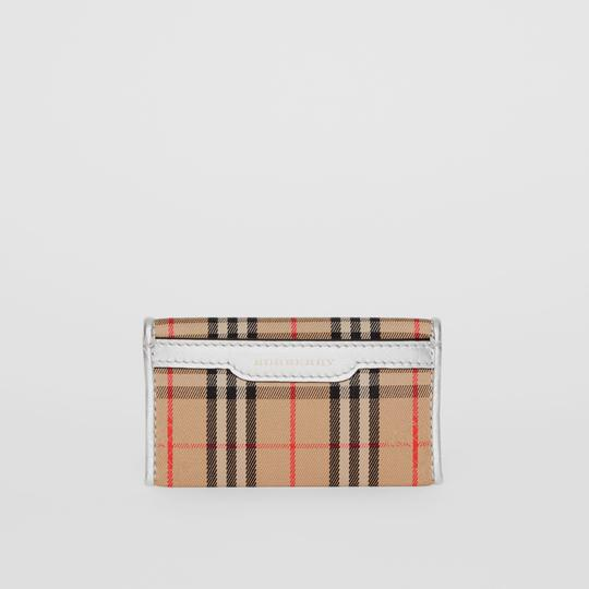 Burberry Burberry '1983' Check Small Envelope Card Case Image 9