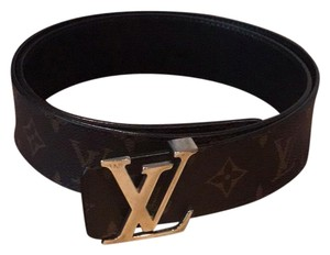 Louis Vuitton mono reversible to black