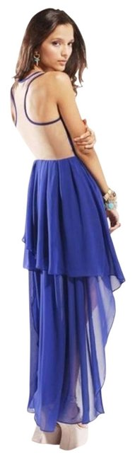 Blue Maxi Dress by Akira