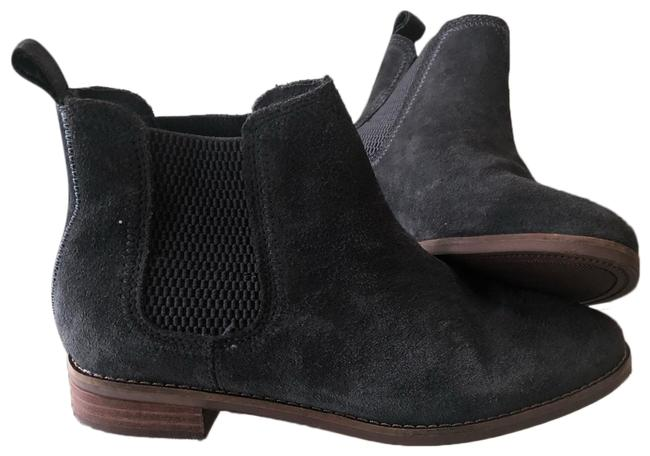TOMS Grey Boots/Booties Size US 5 Regular (M, B) TOMS Grey Boots/Booties Size US 5 Regular (M, B) Image 1