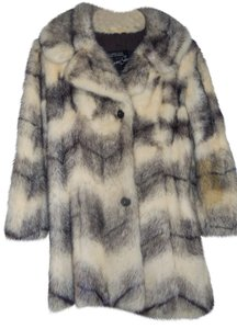 David Brooks Fur Coat