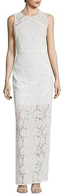 Preload https://img-static.tradesy.com/item/25511139/diane-von-furstenberg-white-sleeveless-textured-overlay-gown-long-night-out-dress-size-4-s-0-1-650-650.jpg