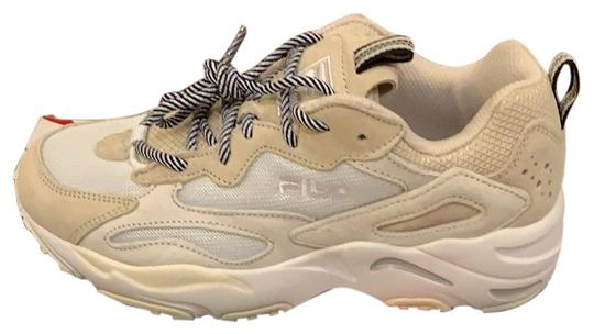 Fila Off White Ray Tracer Sneakers Size