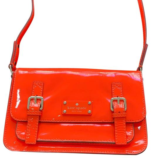 Kate Spade orange Messenger Bag Image 0