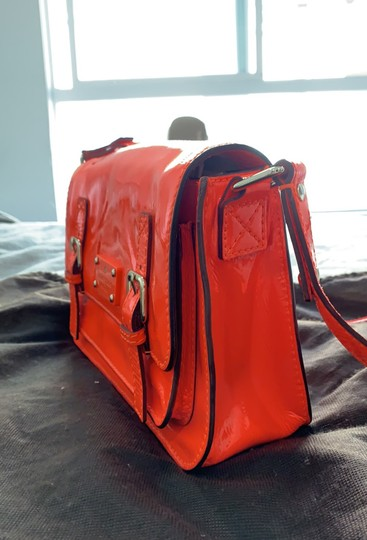 Kate Spade orange Messenger Bag Image 2