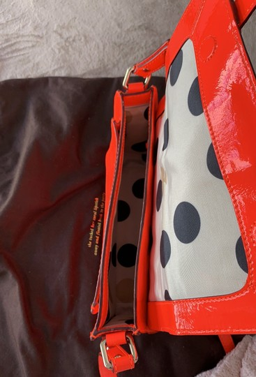Kate Spade orange Messenger Bag Image 4