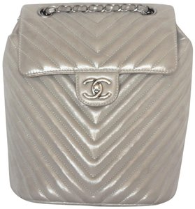 Chanel Urban Chevron Backpack