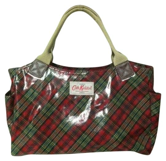 Preload https://item5.tradesy.com/images/cath-kidston-day-278-7-3-9-red-plaid-glossy-coated-cotton-fabric-shoulder-bag-255139-0-0.jpg?width=440&height=440