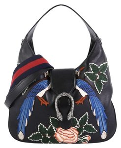 Gucci Dionysus Embroidered Hobo Bag