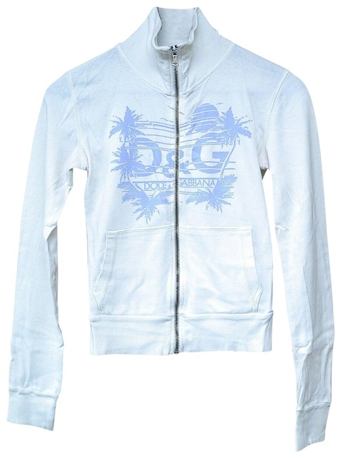 Preload https://img-static.tradesy.com/item/25514582/dolce-and-gabbana-white-xs-r-a-r-e-d-and-g-women-s-cotton-jacket-size-0-xs-0-2-650-650.jpg