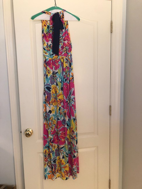 pink and assorted colors Maxi Dress by Lilly Pulitzer Image 2